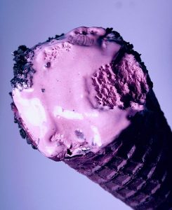 Colorful_Black_Raspberry_Ice_Cream_Cone_(2420648653)
